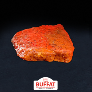 Steak boeuf mariné